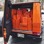 The Bags Must Match The Truck